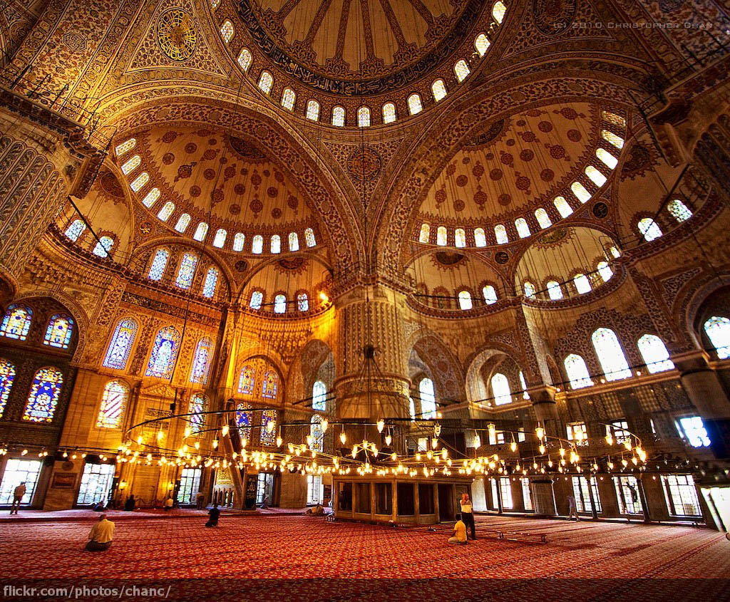 Sultan Ahmed Mosque Blue Mosque Istanbul Flickr
