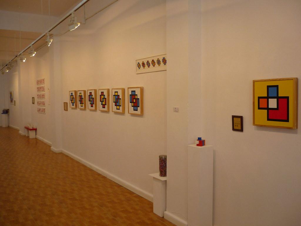 Exposici n kaufman en la galer a o o valencia pac - Galerias de arte en valencia ...