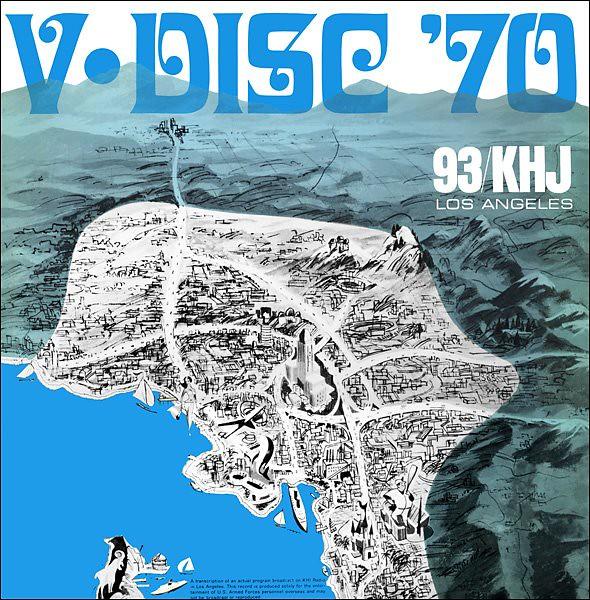 1970 - KHJ V-Disc '70