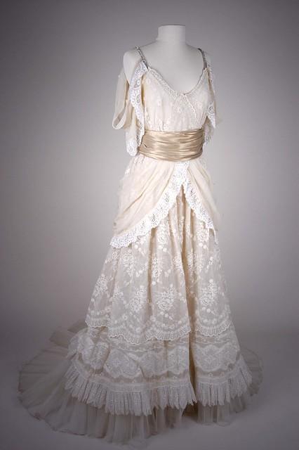 Christian Lacroix Paris Wedding dress 1995