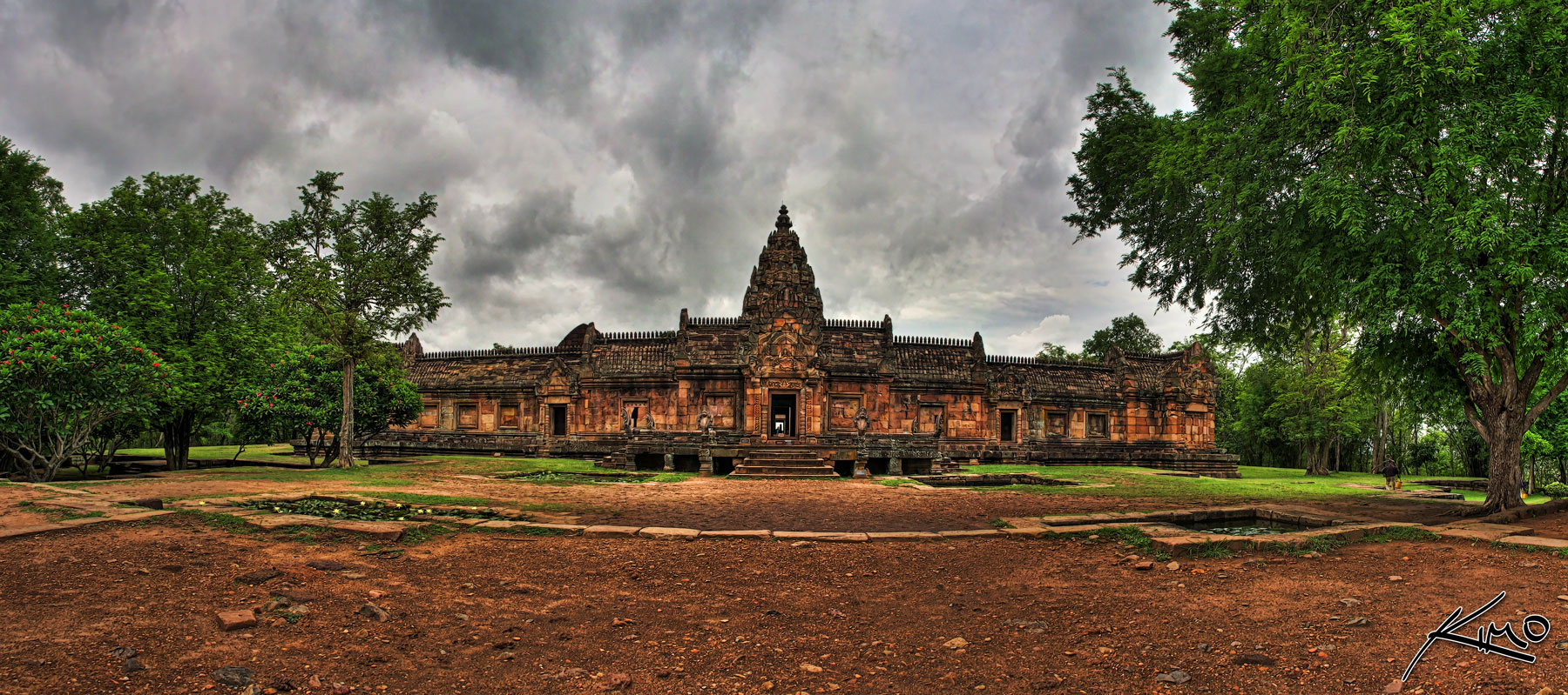 Phanom Rung Historical Park  Isaan.com