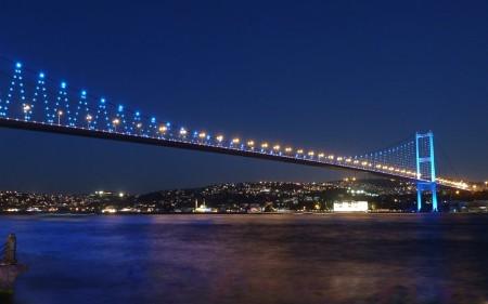 Istanbul Bosphorus Bridge - Boğaziçi Köprüsü Istanbul