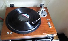 electronics, audio equipment, gramophone record,
