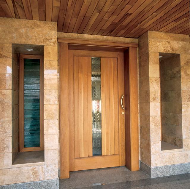 Custom made wooden entry door flickr photo sharing for Custom made doors