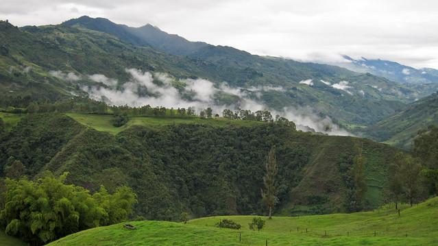 View around La Serrana