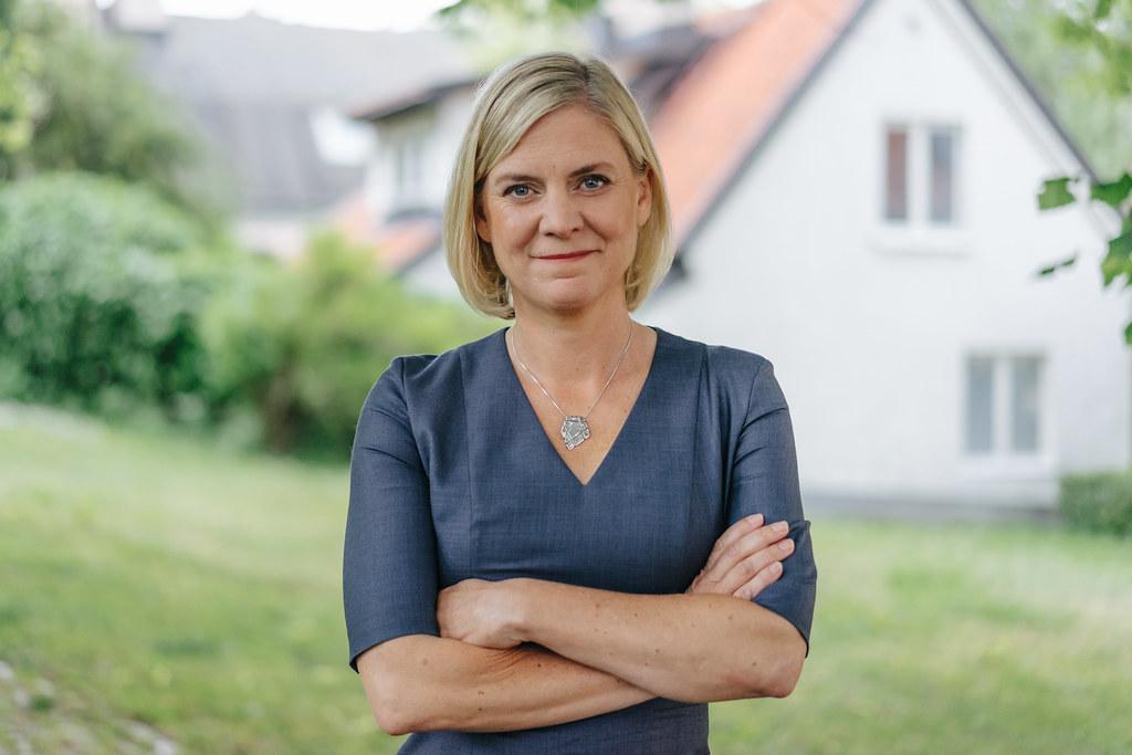 Magdalena Anderssons tal på Socialdemokraternas dag – Almedalen 2017
