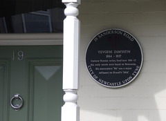Photo of Black plaque number 43444