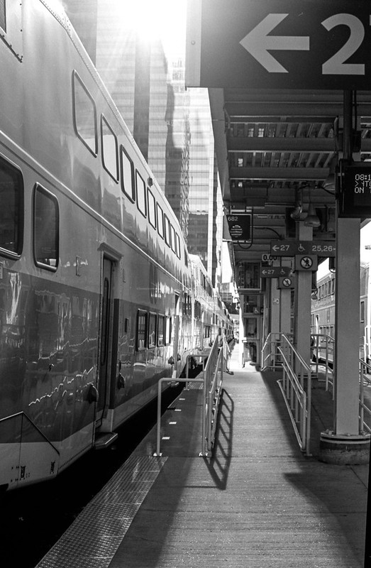 West on Platform 27