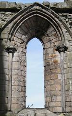 Holyrood Abbey, Edinburgh.