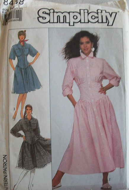 Amazon.com: Prairie Dress or Victorian Nightgown Pattern