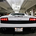 White Lamborghini Luxury Car 136