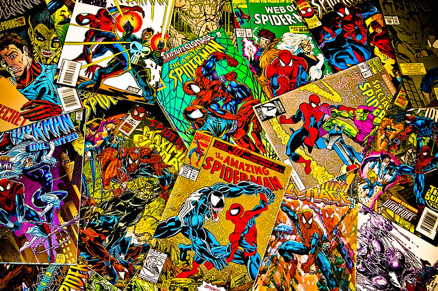 The Pile of Spider-Man