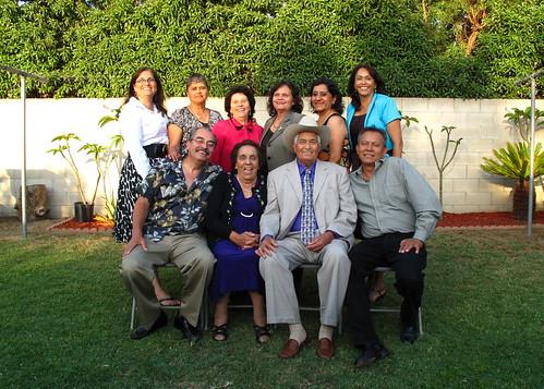 Familia Ureño Saldivar