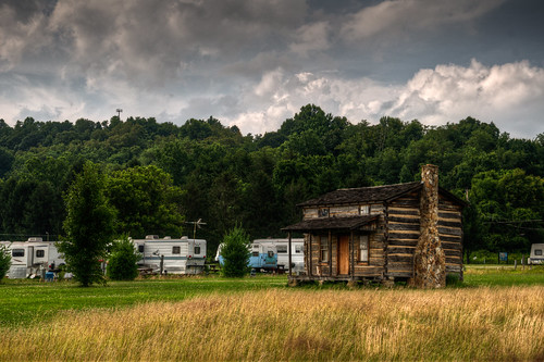 That Perfect Log Cabin…Or Trailer? | NEB Info