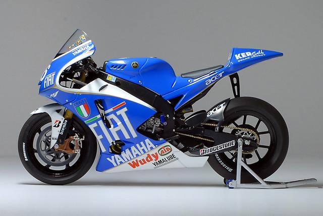 Valentino Rossi M1 Yamaha