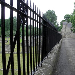 Cathedral fence