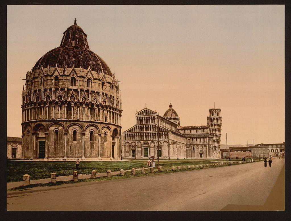 Cathedral Square, Pisa, Italy (LOC)