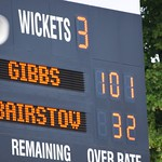 Great knock from Gibbs