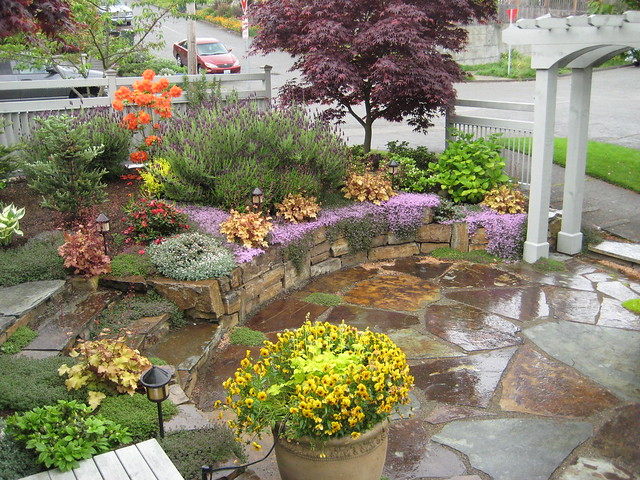Landscape Design for Seattle Stock Hill Landscapes