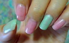 hand, nail care, purple, finger, artificial nails, nail polish, green, nail, pink, manicure, cosmetics,