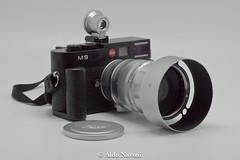 Leica M9 + Summarex 85 1,5
