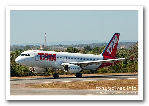 Tam will fly between Rio de Janeiro and Montevideo in Uruguay