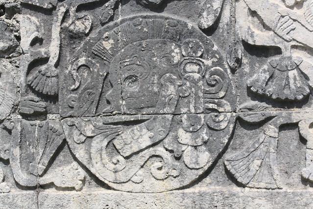 mayan god of death by ...