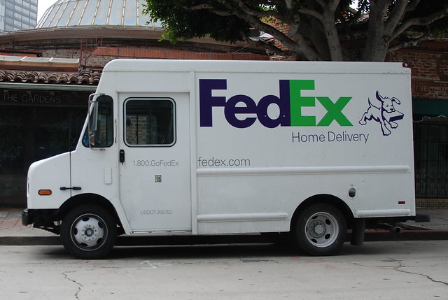 fed ex home