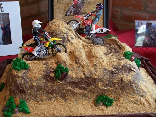Photos Of Dirt Bike Cakes