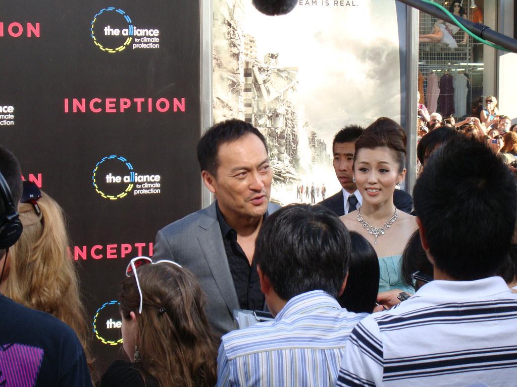 Ken Watanabe & friends