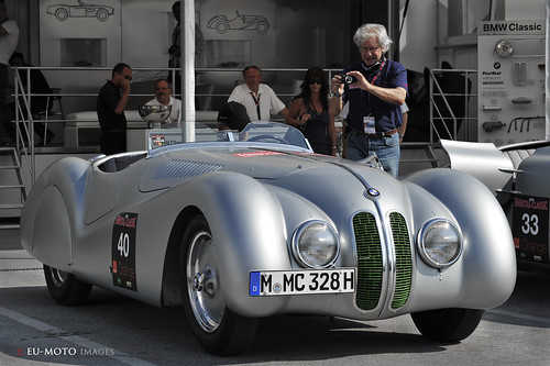 BMW 328 Mille Miglia Roadster 1939 ► All kinds of commercial usage incl. hyperlinks are illegal ! ► © Copyright B. Egger :: eu-moto classic sports cars 2237