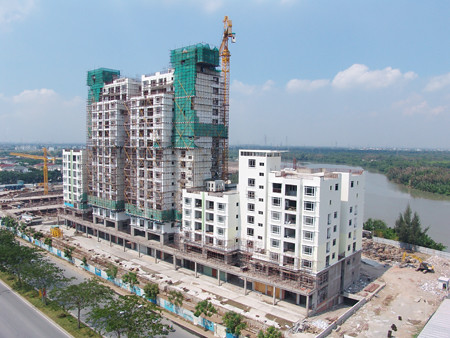Riverside residence apartments vietnam real estate report for Beauty residence