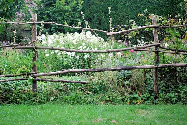 Kelmscott Manor Garden Fence