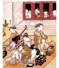 comic book(0.0), poster(0.0), comics(0.0), geisha(1.0), cartoon(1.0), illustration(1.0), person(1.0),