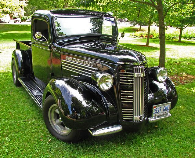 1937 General Motors Pickup A Rare Gm Pickup From Ontario