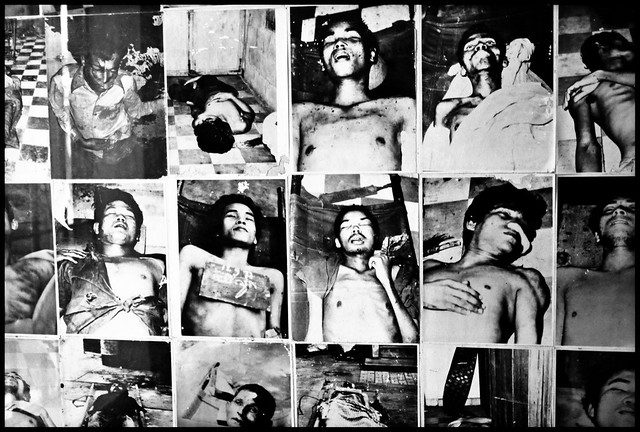 Victims of S21, Tuol Sleng