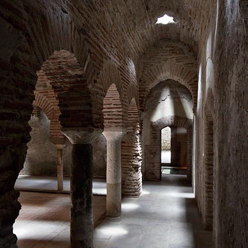 Baños árabes de Baza (II)
