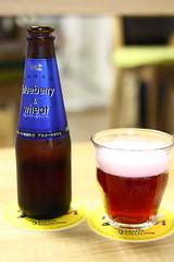 ブルーベリー&ウィート(北海道麦酒)