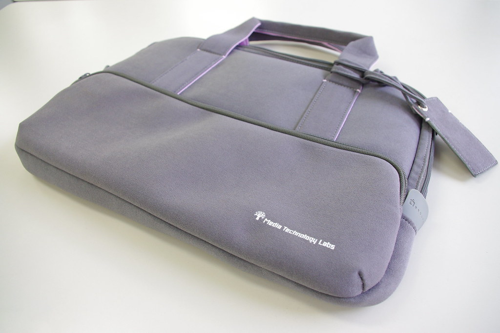 Media Technology Labs' PC Bag
