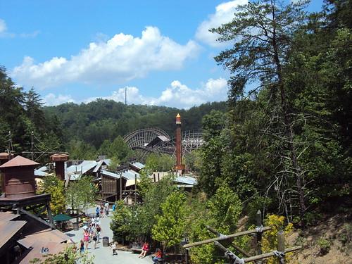 Dollywood Roller Coasters Photos