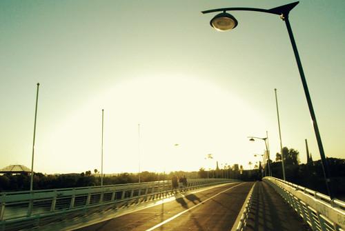 Pasarela (Puente de la Cartuja)