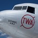 Small photo of TWA Airmail