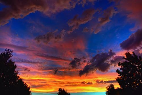 sunset sky nature nikon raw nef 1st august tamron hdr orem lindon d90 utahvalley photomatix 1xp topazadjust af1750mmf28spxrdiiivc