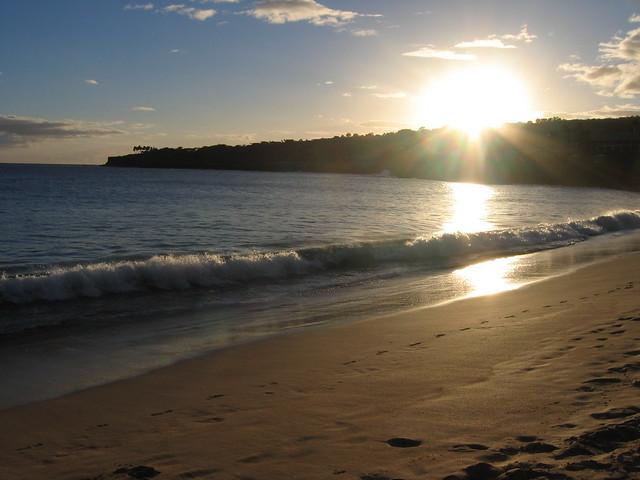 04/365  Hulupo'e Beach