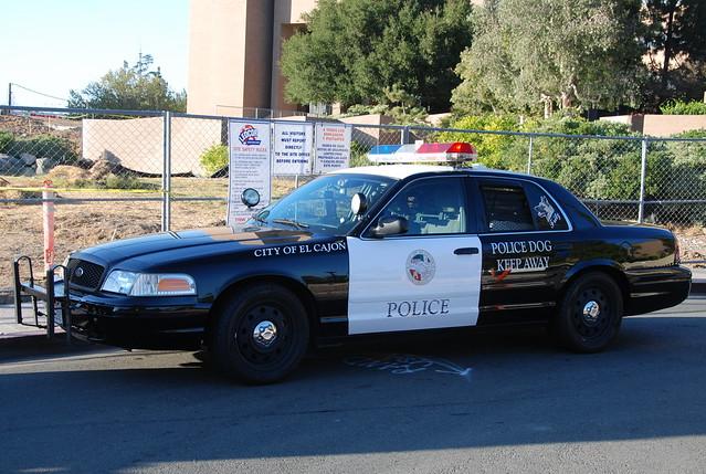 El Cajon Police Bing Images