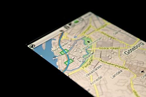 Buzz in Google Maps