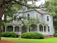 Hundley-Cannady House, 1880, Oxford, North Carolina