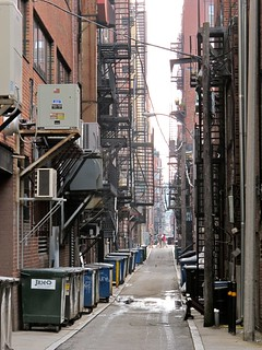 Street in Back Bay