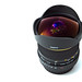 Pro-Optic 8mm f/3.5 Manual Focus, Fish Eye Lens