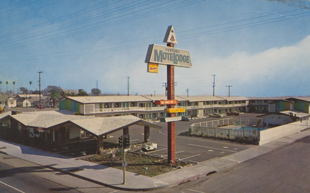 Ventura MoteLodge - Ventura, California